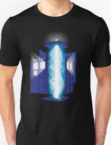 Here Lies The Doctor Unisex T-Shirt