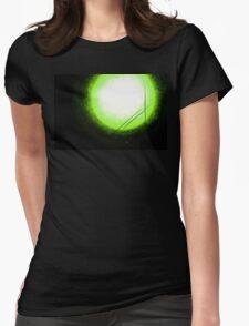 Orbit Womens Fitted T-Shirt