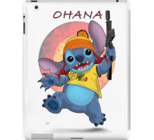 Ohana: Firefly/Stitch Mashup iPad Case/Skin