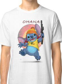 Ohana: Firefly/Stitch Mashup Classic T-Shirt