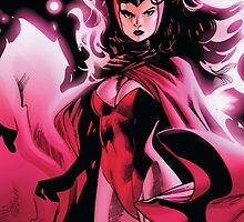 The Scarlet Witch by PepperMonster