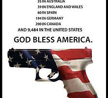Guns - God Bless America. by APerson22