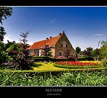 Old Farm by Adri  Padmos