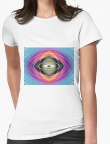 The Hungry Eye Womens Fitted T-Shirt