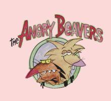 Angry Beavers Baby Tee