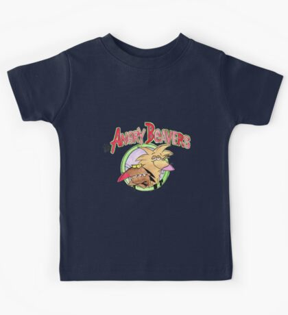 Angry Beavers Kids Tee