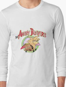 Angry Beavers Long Sleeve T-Shirt
