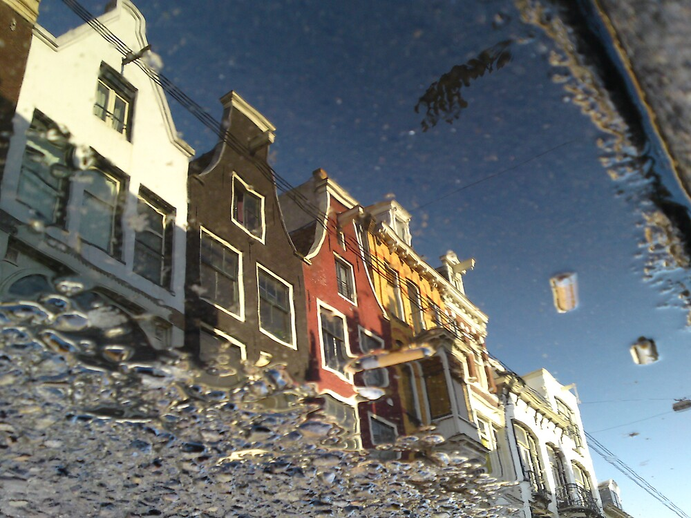 Reflections of Amsterdam - Dirty by AmsterSam