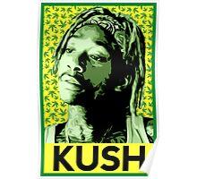 Wiz Khalifa Kush Poster