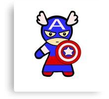 MARVEL : Captain America  Canvas Print