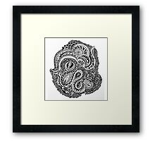 Happy Thoughts Framed Print