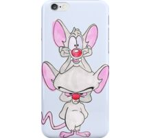 Pinky and The Brain iPhone Case/Skin
