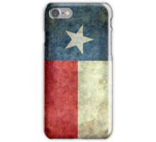 """The """"Lone Star Flag"""" of The Lone State Texas iPhone Case/Skin"""