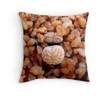 Getarnter Hottentottenpopo Throw Pillow