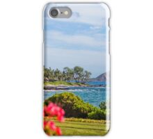 Makena Landing View  iPhone Case/Skin