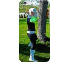 Danny Phantom Cosplay 1 iPhone Case/Skin