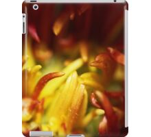 Yellow and Red iPad Case/Skin