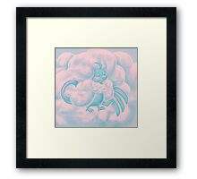 The Dragon Fairy Framed Print