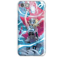 Goddess of Thunder iPhone Case/Skin