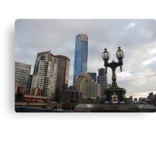 Typical Melbourne Canvas Print