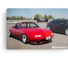 Mazda Miata Metal Print