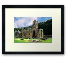 Mount Grace Priory - North Yorkshire Framed Print