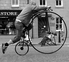 Penny Farthing by TheNeepster
