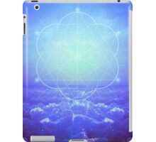 All but the Brightest Star (Sirius Star Geometric) iPad Case/Skin