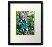 Song of Healing Framed Print