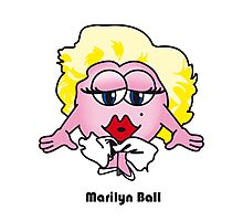Marilyn Ball Photographic Print