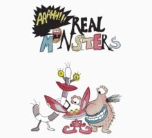 Real Monsters! Kids Clothes