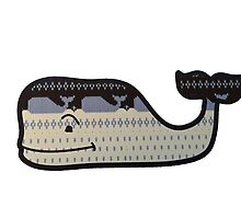 vineyard vines christmas sweater whale by quinc3y