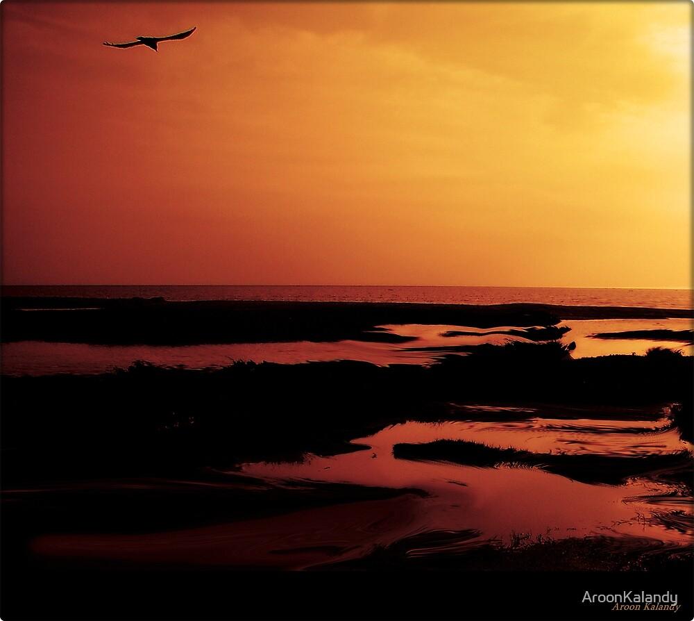 towards light by AroonKalandy