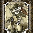 Steampunk JiuJitsu by Meerkatsu