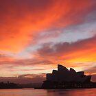 Opera sunrise by jongsoolee