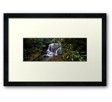 Leura Falls Framed Print