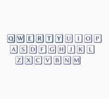 QWERTY Kids Clothes