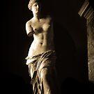 Venus de Milo by Alexander Meysztowicz-Howen