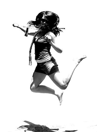 JUMP! by Fiona Christensen