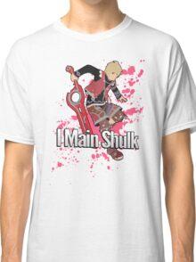 I Main Shulk - Super Smash Bros. Classic T-Shirt