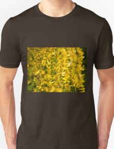Yellow blossoms Unisex T-Shirt