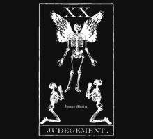 Judgement Tarot XX by Imago-Mortis