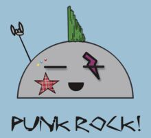 Punk Rock! by Lorna Boyer