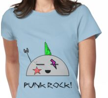 Punk Rock! Womens Fitted T-Shirt