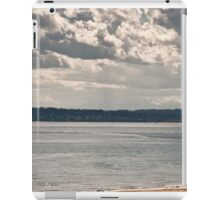 View from Discovery Park iPad Case/Skin