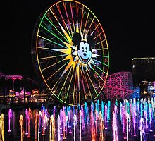 World of Color by dlr-wdw