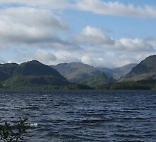 The Lake District  by Franco De Luca Calce