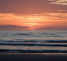 Sunrise on the First Coast by Joe Norman