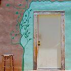 Bisbee Door by Emily Bagley