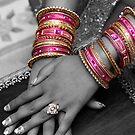 Bride's Bangles by Yashani Shantha